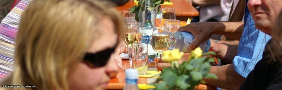 Hofweinfest Bild